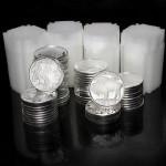 Buffalo Silver Rounds