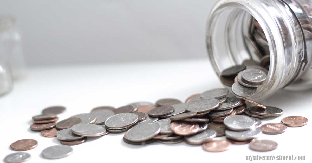 collecting coins